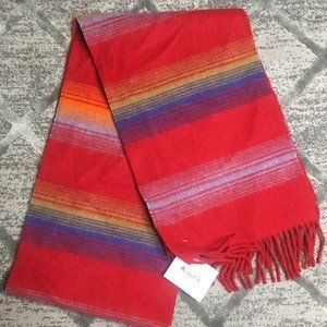 MACKINTOSH of Scotland !00% Wool Scarf